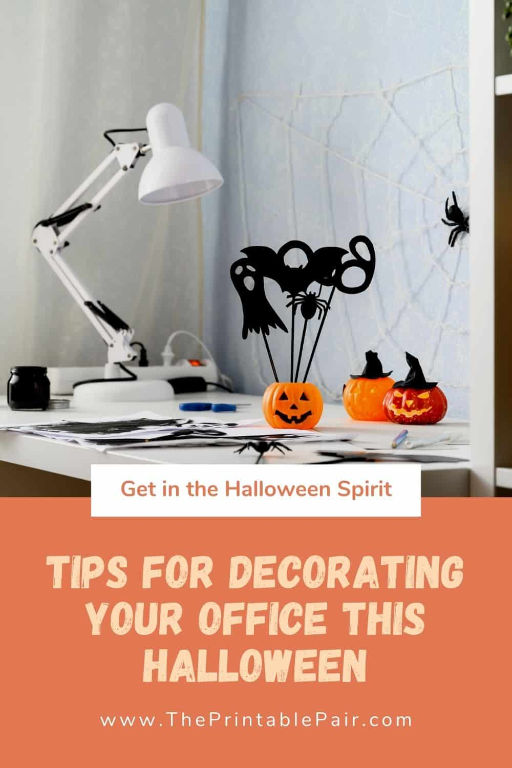 Three Office Decorating Tips to Get into the Spooky Halloween Spirit