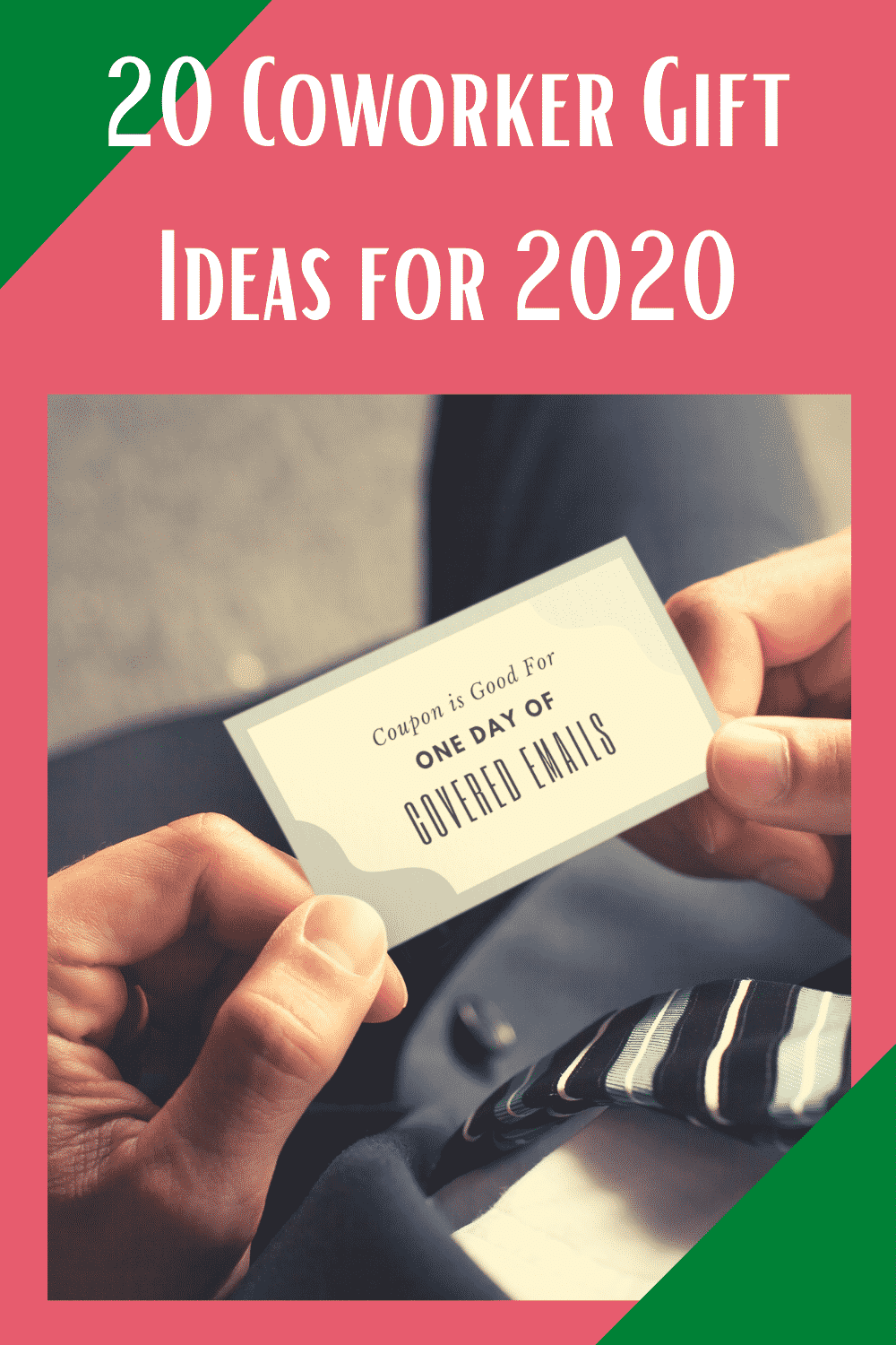 20 Coworker Gift Ideas for 2020