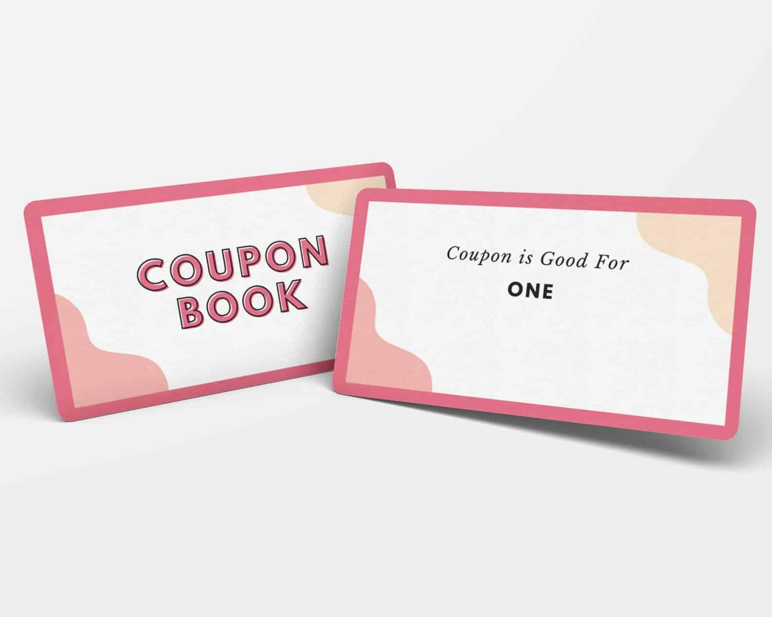 General Coupon Book